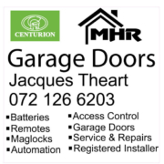 Garage Doors MHR Jacques Theart