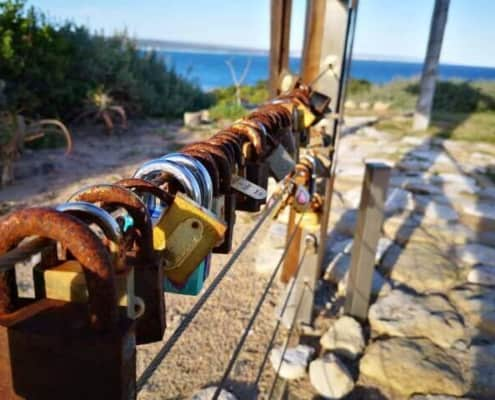 Stilbaai Lovers Locks