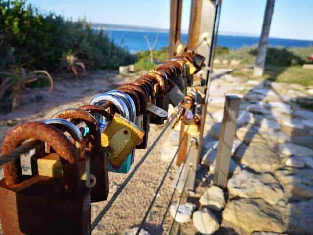 Stilbaai Lovers Locks