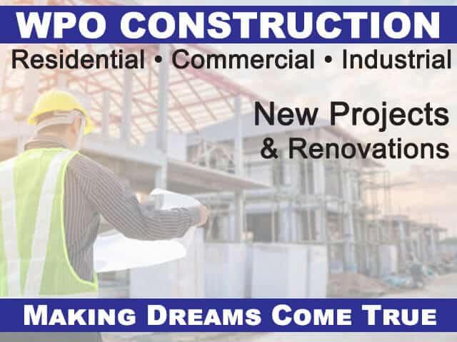 WPO Building Construction WPO Builders