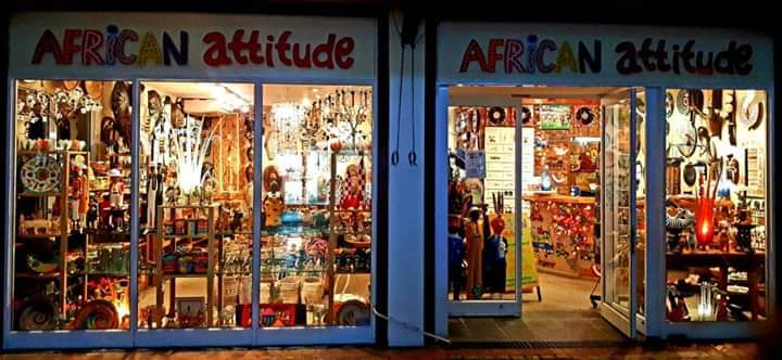 Africa Attitude Knysna Waterfront Clothing and Gift store