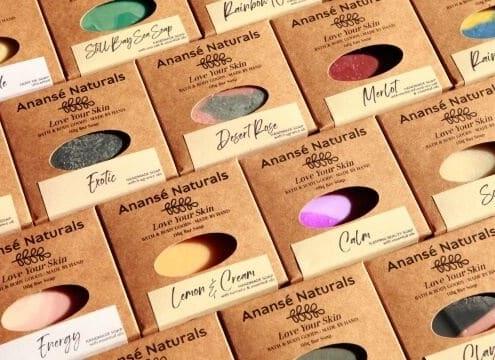 Anansé Naturals Handmade Soaps