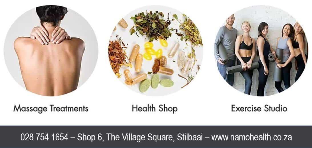 Namo Natural Health Stilbaai