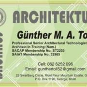 Architect Gunter Toll