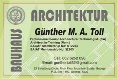 Architect Gunter Toll
