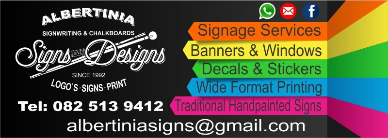 Albertinia Signs & Design