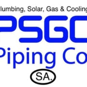 PSGC Piping co - Plumbing, Solar, Gas & Cooling