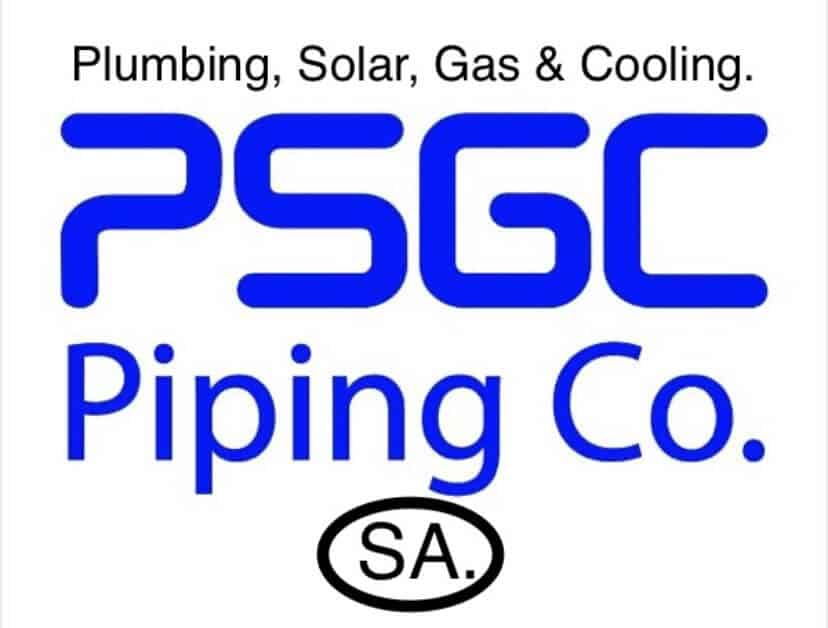 PSGC Piping co - Plumbing, Solar, Gas & Cooling