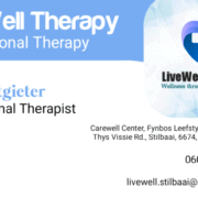Livewell Therapy - René Potgieter Occupational Therapist