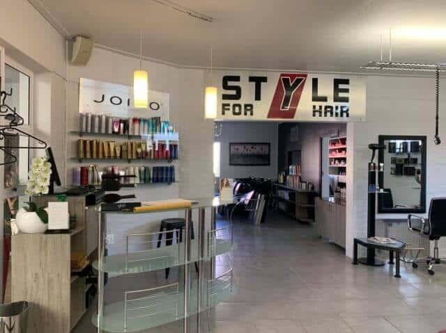 Style For Hair Hair Salon in Stilbaai