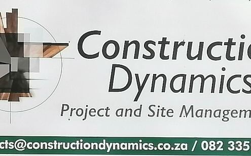Construction Dynamis Project and Site Management in Stilbaai