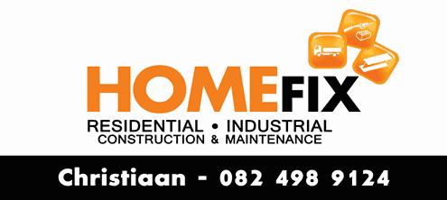 HomeFix Builders Stilbaai - HomeFix Bouers in Stilbaai