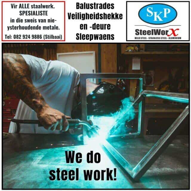 SKP Steelworx Stilbaai